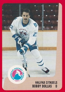 88-89 ProCards AHL/IHL - Bobby DOLLAS