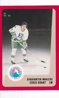 88-89 ProCards AHL/IHL - Chris BRANT