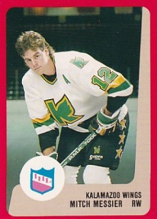 88-89 ProCards AHL/IHL - Mitch MESSIER