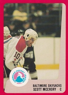 88-89 ProCards AHL/IHL - Scott McCRORY