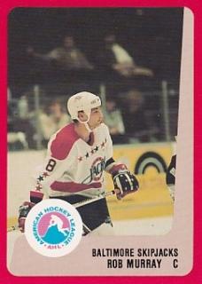88-89 ProCards AHL/IHL - Rob MURRAY