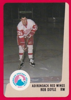88-89 ProCards AHL/IHL - Rob DOYLE
