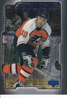 99-00 Upper Deck - John LeCLAIR č. FF2