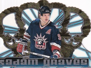 98-99 Crown Royale - Adam GRAVES č. 87