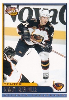 03-04 Pacific Complete - Randy ROBITAILLE č. 408
