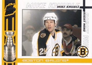 03-04 Quest for the Cup - Mike KNUBLE č. 7