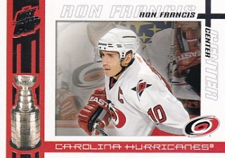 03-04 Quest for the Cup - Ron FRANCIS č. 18