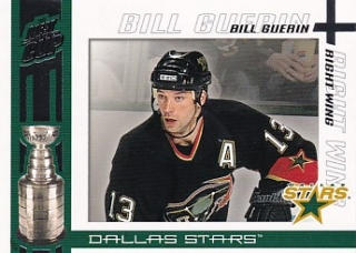 03-04 Quest for the Cup - Bill GUERIN č. 31