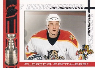 03-04 Quest for the Cup - Jay BOUWMEESTER č. 45