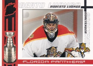 03-04 Quest for the Cup - Roberto LUONGO č. 48