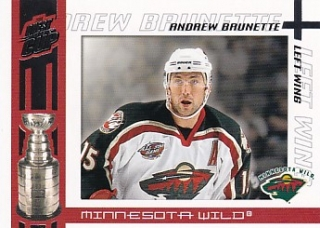 03-04 Quest for the Cup - Andrew BRUNETTE č. 52