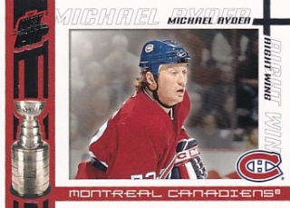 03-04 Quest for the Cup - Michael RYDER č. 57