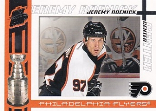 03-04 Quest for the Cup - Jeremy ROENICK č. 80