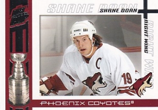 03-04 Quest for the Cup - Shane DOAN č. 81