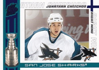 03-04 Quest for the Cup - Jonathan CHEECHOO č. 88 BLUE