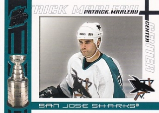03-04 Quest for the Cup - Patrick MARLEAU č. 89