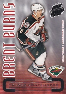 03-04 Quest for the Cup - Brent BURNS č. 11