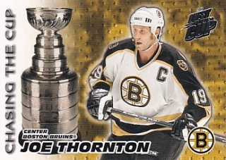 03-04 Quest for the Cup - Joe THORNTON č. 3
