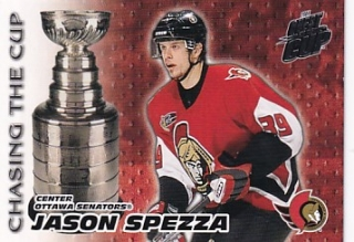 03-04 Quest for the Cup - Jason SPEZZA č. 7