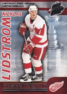 03-04 Quest for the Cup - Nicklas LIDSTROM č. 9