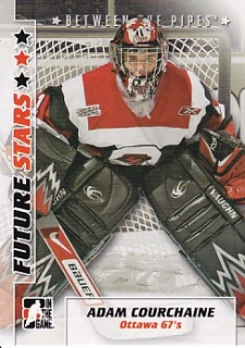 07-08 ITG Between the Pipes - Adam COURCHAINE č. 1