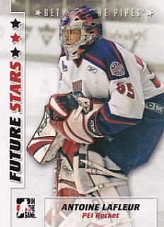 07-08 ITG Between the Pipes - Antoine LAFLEUR č. 4