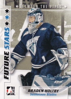 07-08 ITG Between the Pipes - Braden HOLTBY č. 5