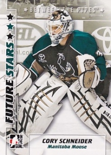 07-08 ITG Between the Pipes - Cory SCHNEIDER č. 9