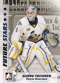 07-08 ITG Between the Pipes - Hannu TOIVONEN č. 15