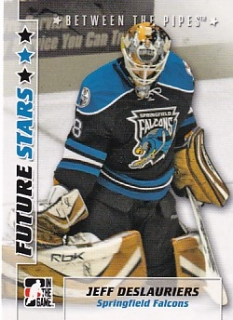 07-08 ITG Between the Pipes - Jeff DESLAURIERS č. 17