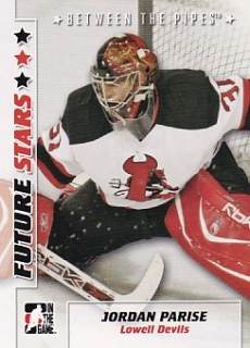 07-08 ITG Between the Pipes - Jordan PARISE č. 24