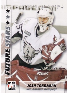 07-08 ITG Between the Pipes - Josh TORDJMAN č. 26