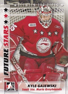07-08 ITG Between the Pipes - Kyle GAJEWSKI č. 33