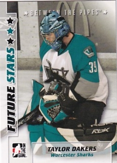 07-08 ITG Between the Pipes - Taylor DAKERS č. 50