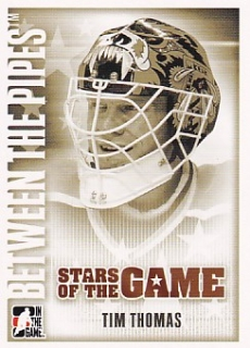 07-08 ITG Between the Pipes - Tim THOMAS č. 66