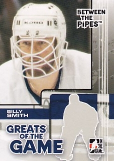 07-08 ITG Between the Pipes - Billy SMITH č. 76