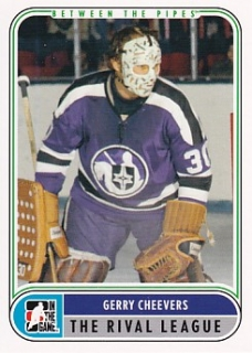 07-08 ITG Between the Pipes - Gerry CHEEVERS č. 90