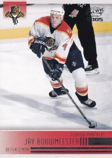 04-05 Pacific - Jay BOUWMEESTER č. 109