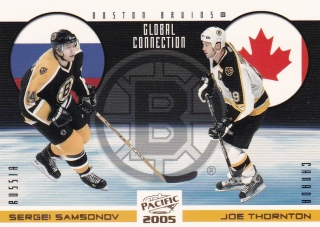 04-05 Pacific - Sergei SAMSONOV/Joe THORNTON č. 2