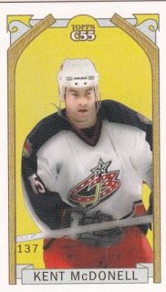03-04 Topps C55 Mini - Kent McDONELL č. 137 Stanley Cup