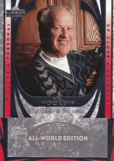 04-05 UD All-World Edition - GOrdie HOWE č. 92