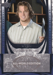 04-05 UD All-World Edition - Rick NASH č. 95