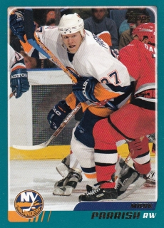 03-04 Topps - Mark PARRISH č. 79