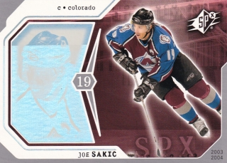 03-04 SPx - Joe SAKIC č. 21