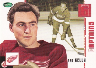 03-04 Parkhurst Original Six - Red KELLY č. 78