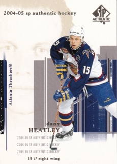 04-05 SP Authentic - Dany HEATLEY č. 4