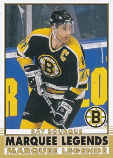 20-21 OPC - Ray BOURQUE č. 537 Retro