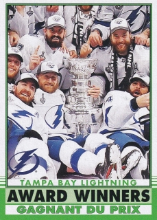 20-21 OPC - Tampa Bay Lightning č. 610 Retro
